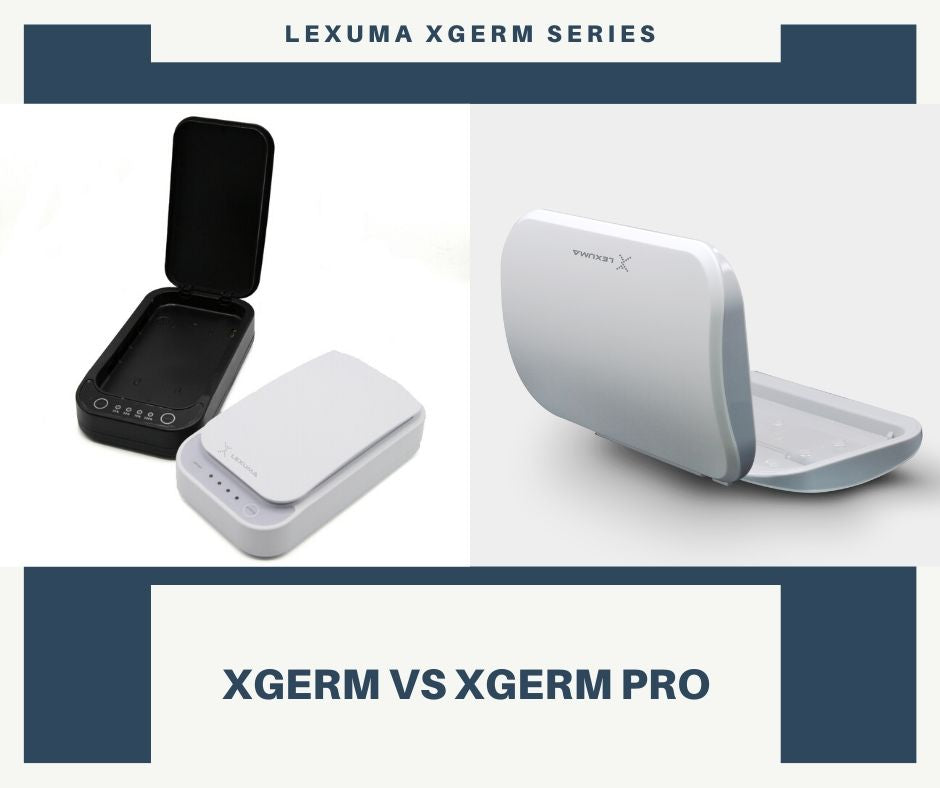 Comparison on Lexuma XGerm Series - XGerm vs XGerm Pro