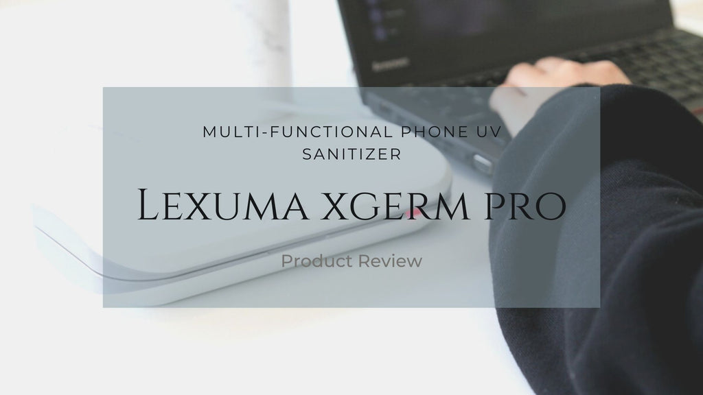 Phone UV Sanitizer - XGerm Pro [Product Review]