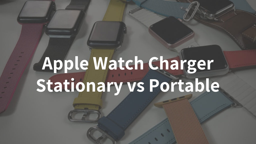Best Portable Apple Watch Charger
