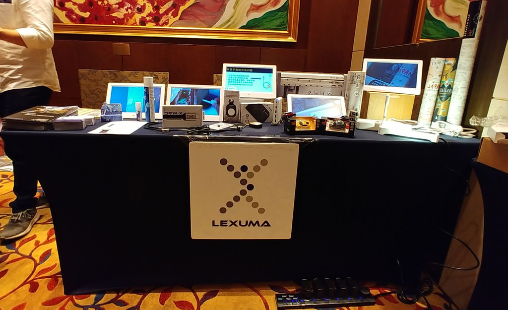 Lexuma participating at eBay Spring 2018 seller conference