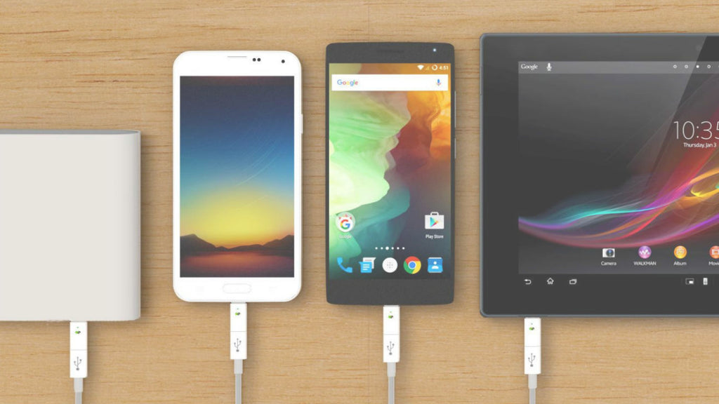 Fast Charging of Different Electronic Devices