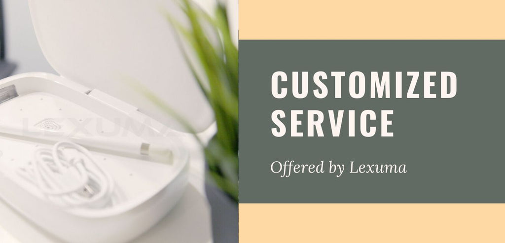 Lexuma offers Customized Services for Our Valued Customers