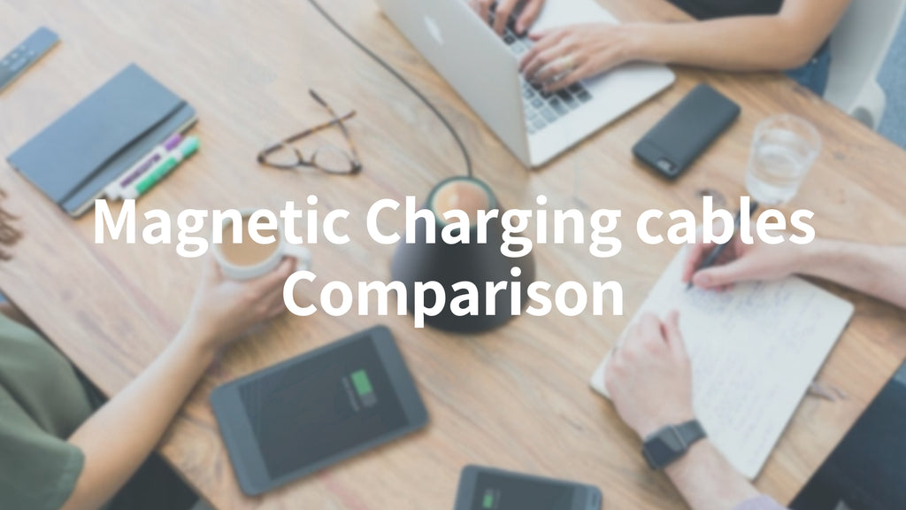 Magnetic Charging Cables - Brand Comparison