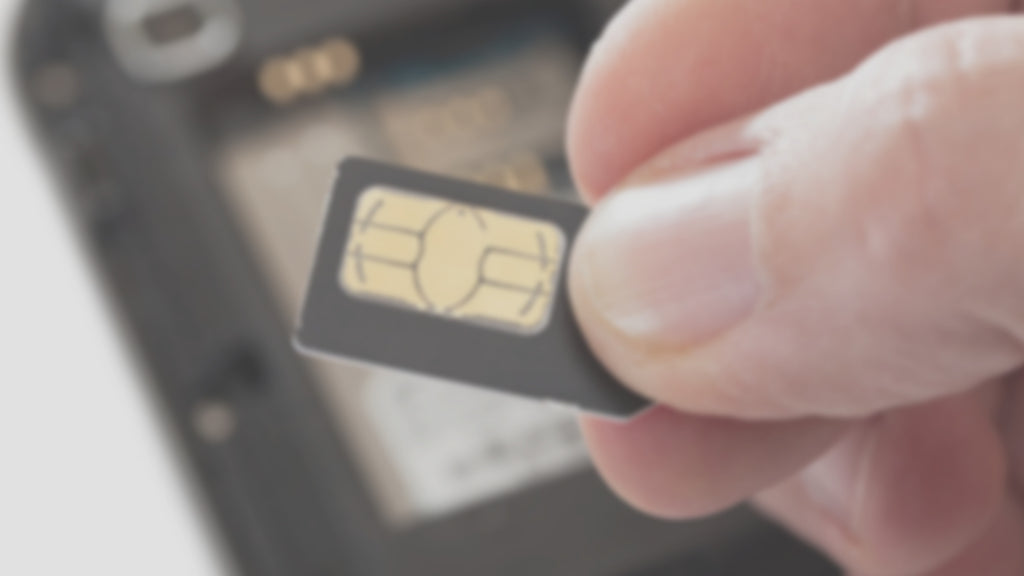 Different Types of Sim Cards