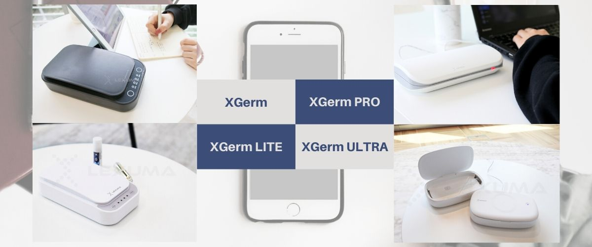 lexuma xgerm portable 3in1 sanitizer phone disinfection fake uv sanitizer disinfect covid-19