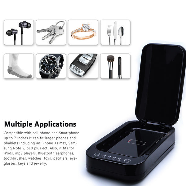 Lexuma-XGerm-Mobile Phone-UV-Sanitizer-m1-phonesoap-bacteria-eliminate-iphone-android-blackberry-mi
