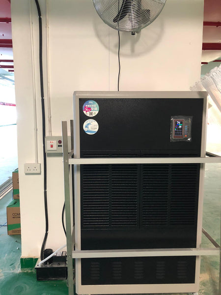Lexuma辣數碼 X2O防水噴霧 at Novel Tech dehumidifier waterproof spray water resistant IPX4 electrical component electronic parts warehouse
