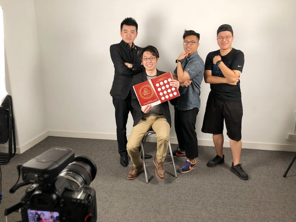 Lexuma 辣數碼 Won in 2018 HK Best Digital Products Accessories Startup Brand interview photo