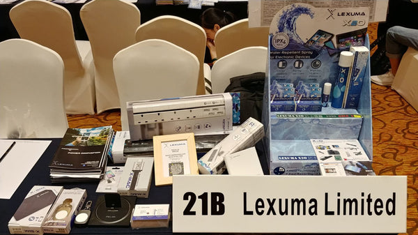 Lexuma at eBay buyer-supplier matching convention 百家配對大會