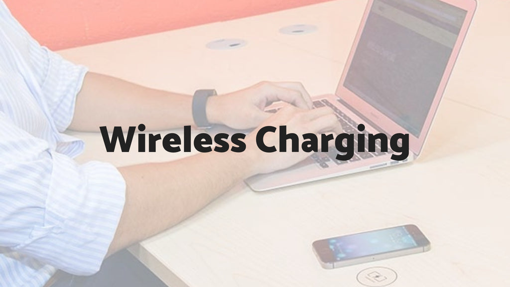 wireless charging with Lexuma XSKIN portable power bank for smartphones