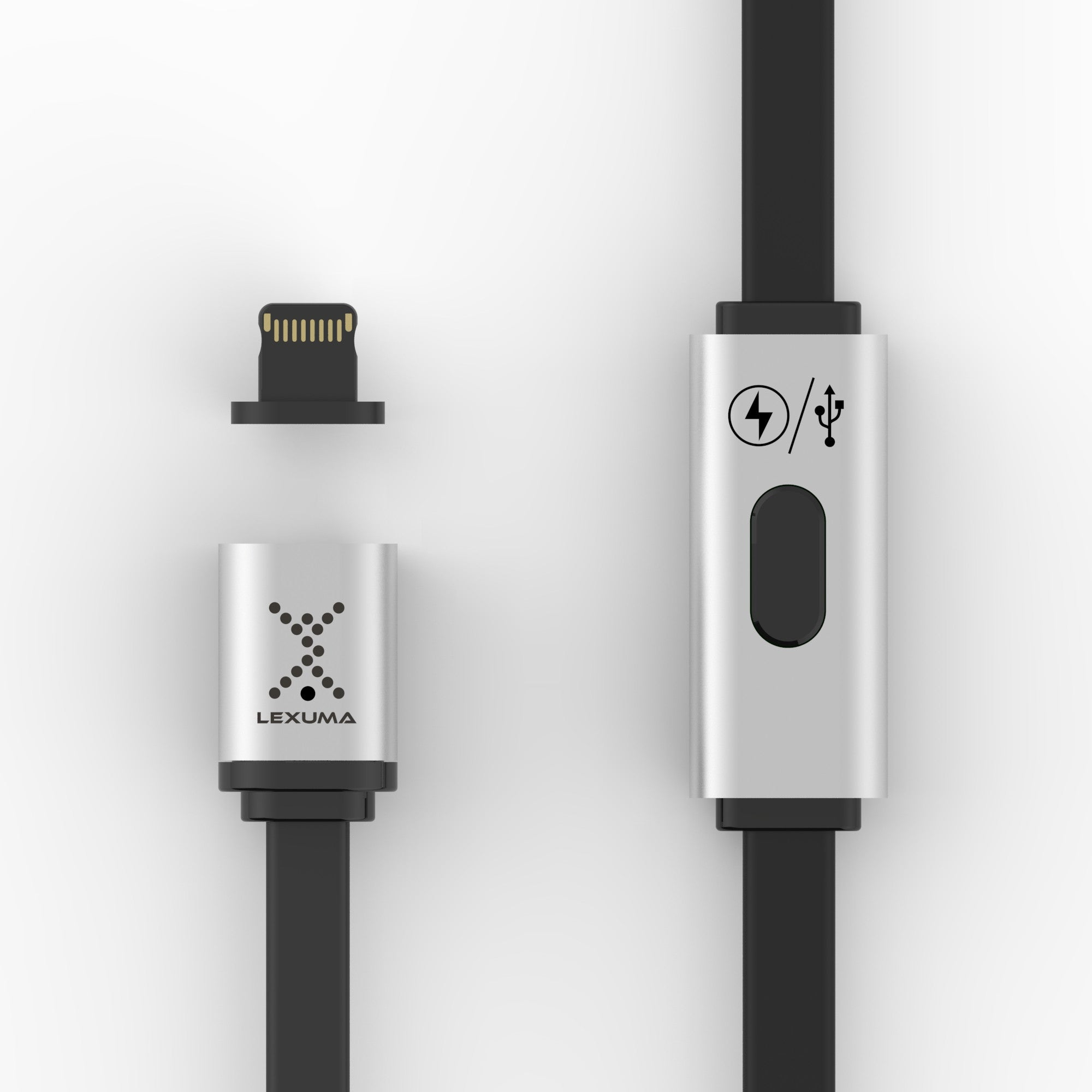 Lexuma XMag:  Magnetic Lightning Cable (Advanced Plus Version)