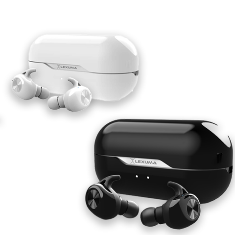 Lexuma 辣數碼 XBud LE-701 True Wireless In-Ear Bluetooth Sports Earbud bragi the headphone best wireless earbuds for working out running airpod alternatives bose beats running headphones nuheara iqbuds tws i7 earphones instructions stereo headset 無線耳機 真無線耳機 Cableless
