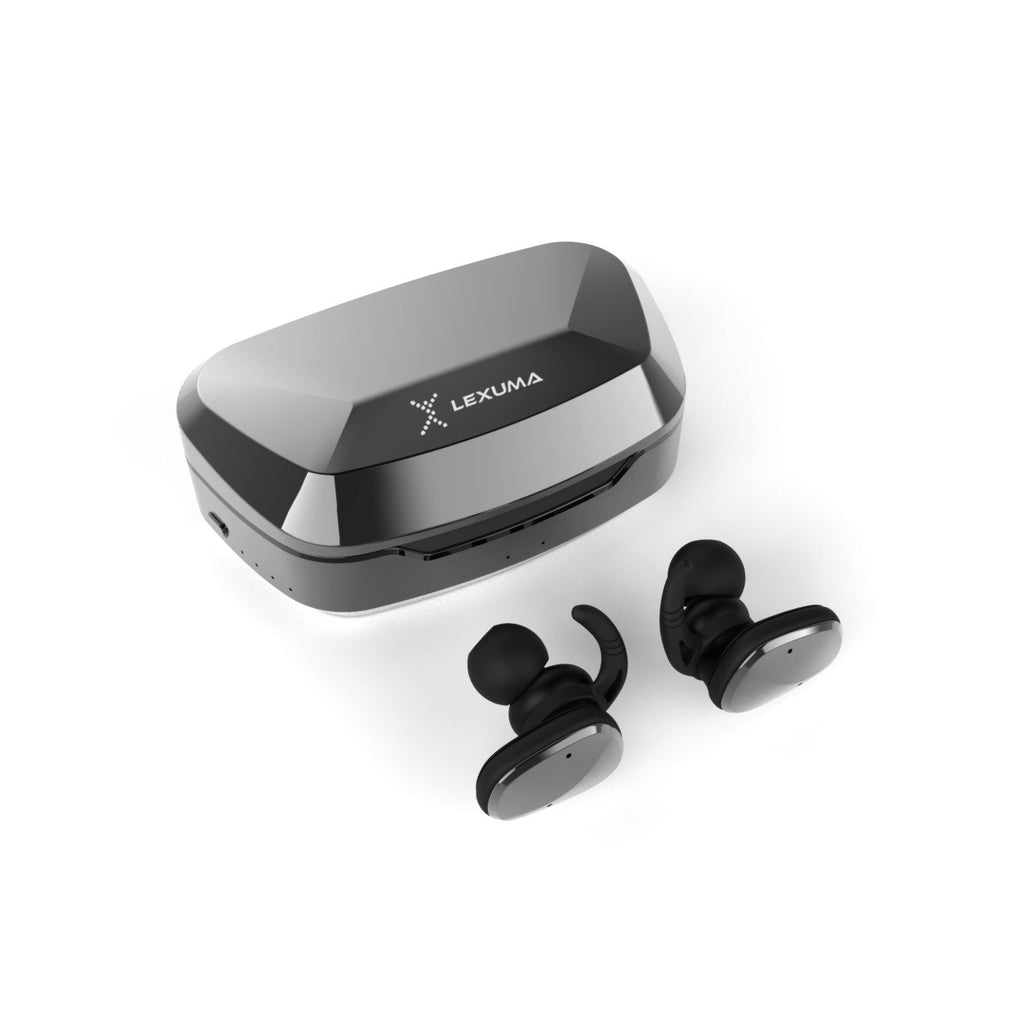 Lexuma 辣數碼 XBUD2 LE-702 True Wireless In-Ear Bluetooth Earbuds best wireless earbuds for workout running airpod i7 i9s alternatives bose beats nuheara iqbuds tws earphones instructions stereo headset IP56 IPX6 waterproof anker zolo liberty nuheara iqbuds bragi the headphone enacfire jabra elite 65t active AS X2T