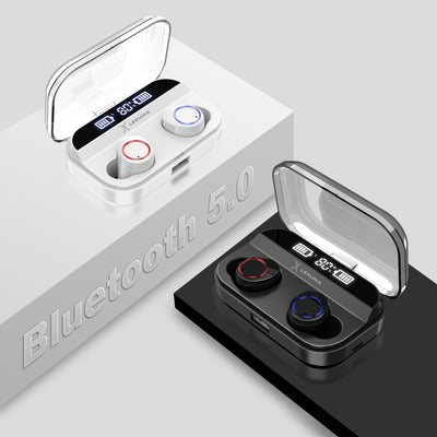 Lexuma 辣數碼 Xbud-Z True Wireless stereo In-Ear Bluetooth with IPX7 waterproof earbuds for working out running headphones earphones with power bank Water-resistant Nano-coating rechargeable mpow flame AS X2T+ ip8 jbl endurance dive jabra elite 65t ikanzi TWS-X9 best wireless earbuds 2019 best wireless earbuds for working out T300