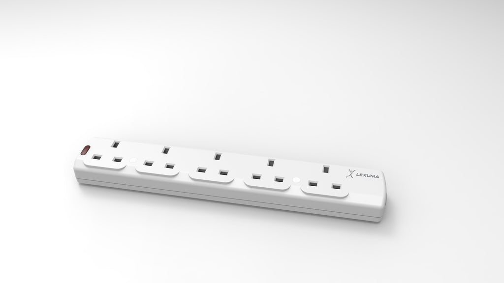 XStrip Traditional Power Strip UK Socket