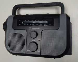 LexumaTEC portable radio