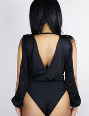 ALEXANDRIA BODYSUIT - Blue District