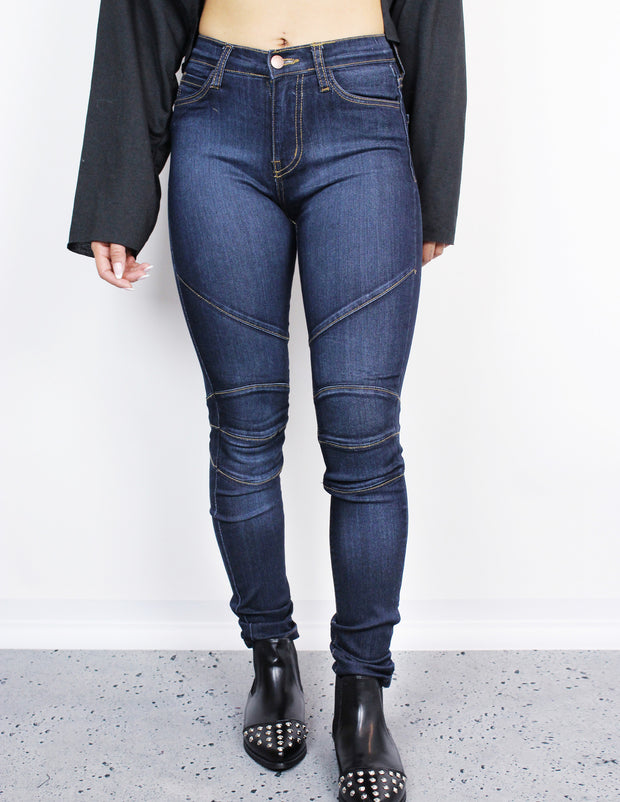 [Biker jeans] - Blue District
