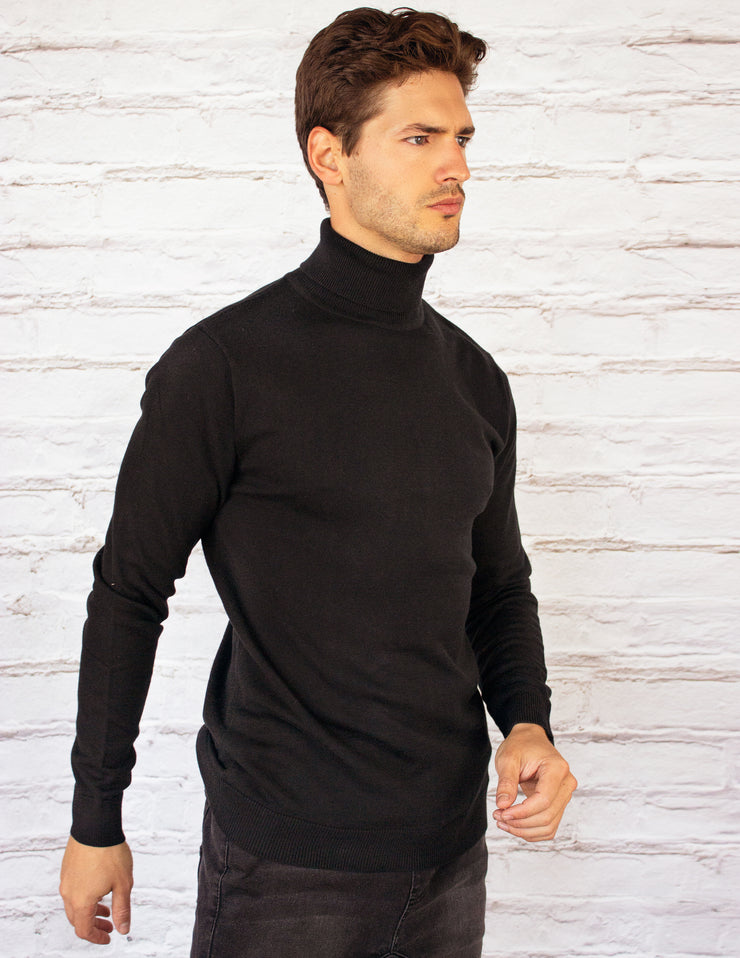 ARCON SWEATER- ONYX