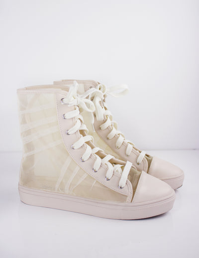 DOLLY SNEAKERS- NUDE - Blue District