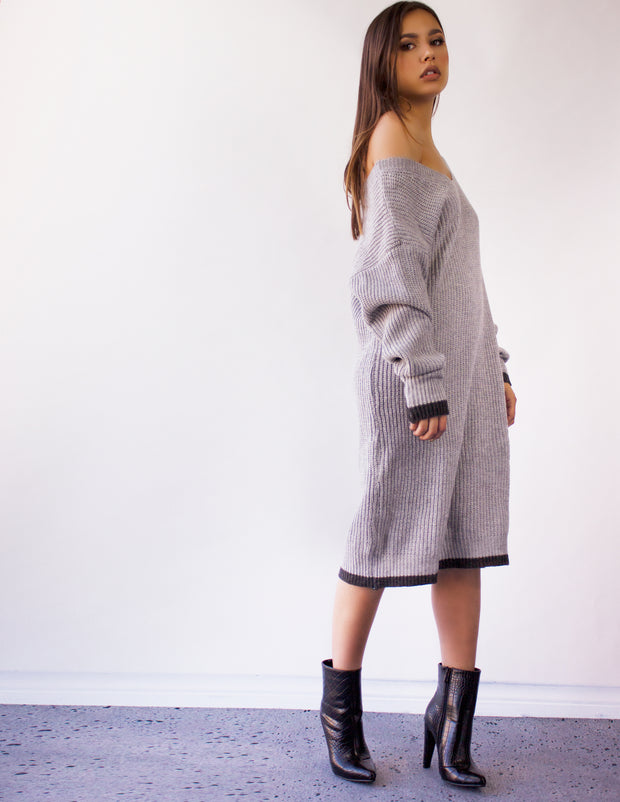 GAIA SWEATER DRESS