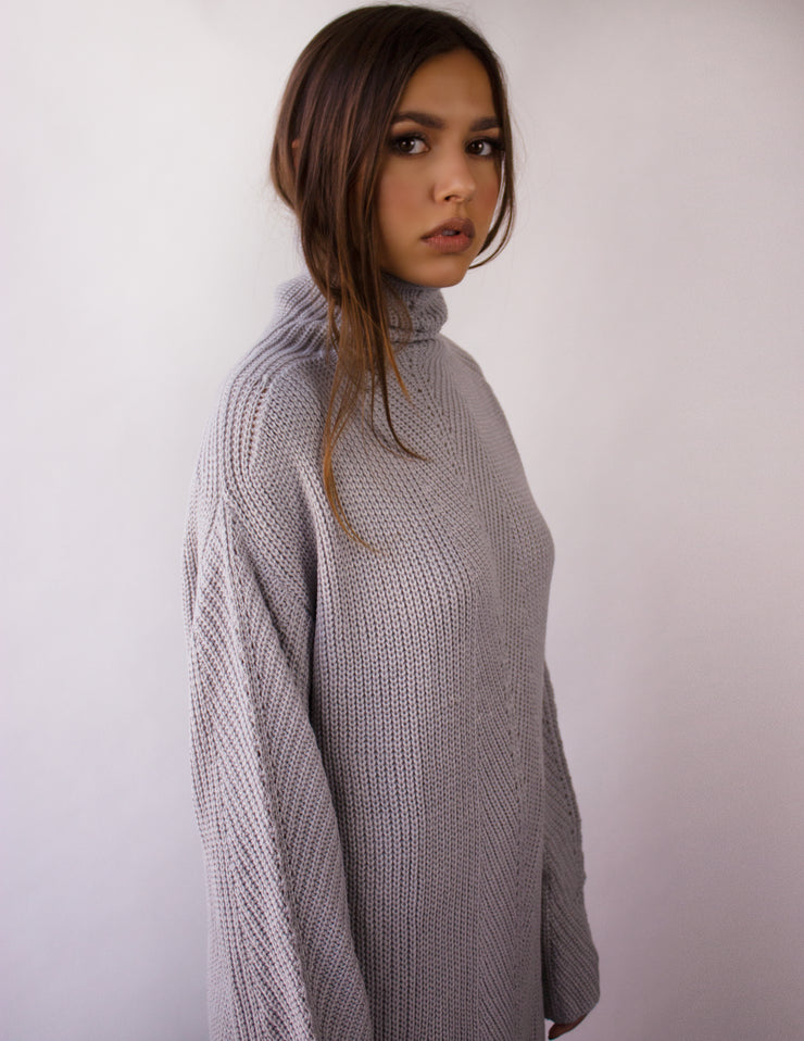 HELIA SWEATER DRESS