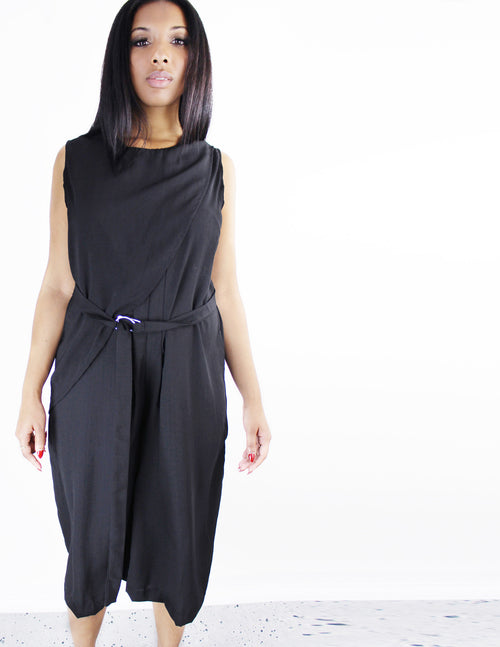 IMPACT JUMPSUIT - Blue District