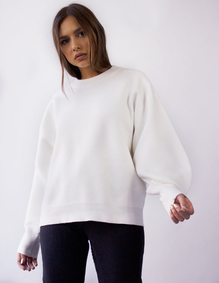 KORE SWEATER- SOY