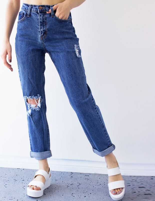 KOTO JEANS - Blue District