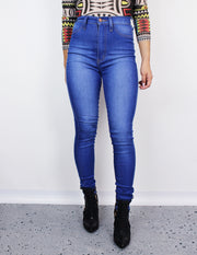 LIMBA JEANS - Blue District