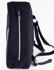 MILA MINI BACKPACK - Blue District