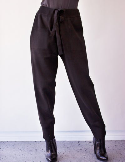 ORION JOGGERS- BLACK