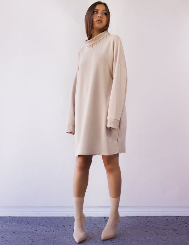 POLARIS DRESS- SOY