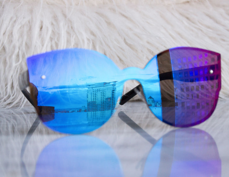 PROTON SUNGLASSES - Blue District
