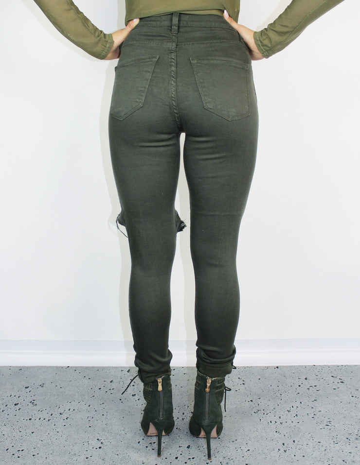 TIAMA JEANS - Blue District