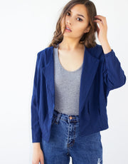 TILT JACKET- BLUE - Blue District