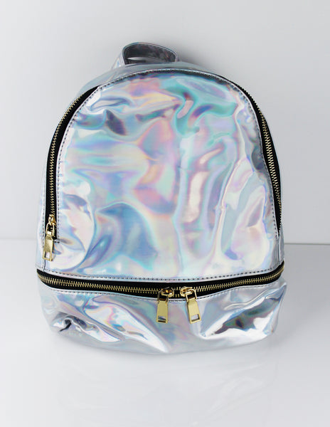 WAX MINI BACKPACK - Blue District