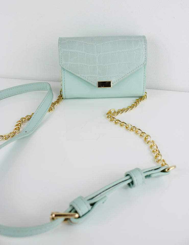 BELL MINI BAG- MINT