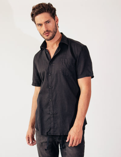 BRILLIANT SHIRT- ONYX