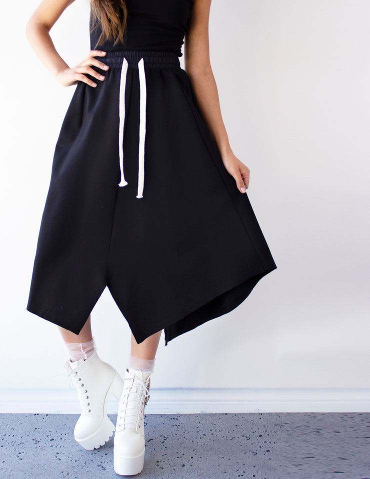 CANONIC SKIRT - Blue District