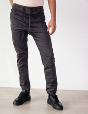 DEVOTED JOGGERS- CHARCOAL