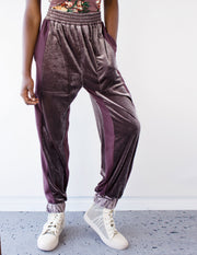 ELITE JOGGERS- MAUVE - Blue District