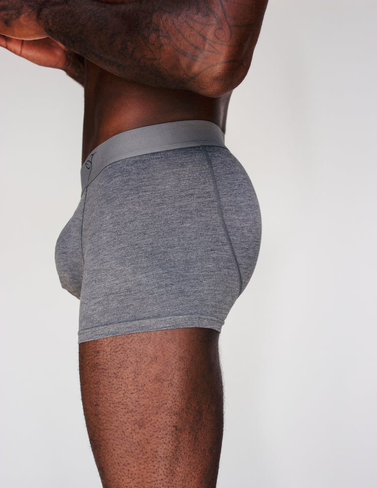 BAMBOO BOXER BRIEFS- SET OF 3