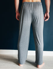 BAMBOO LOUNGE PANTS- SMOKE