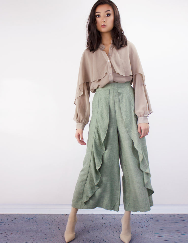 JUNIPER PANTS- MINT