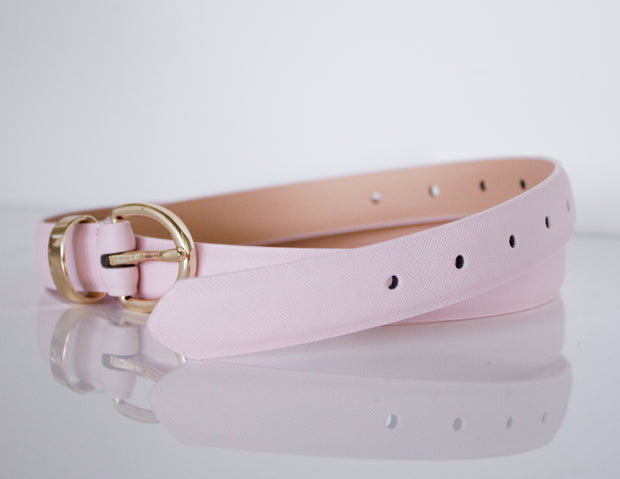 NOBLE BELT- BLUSH