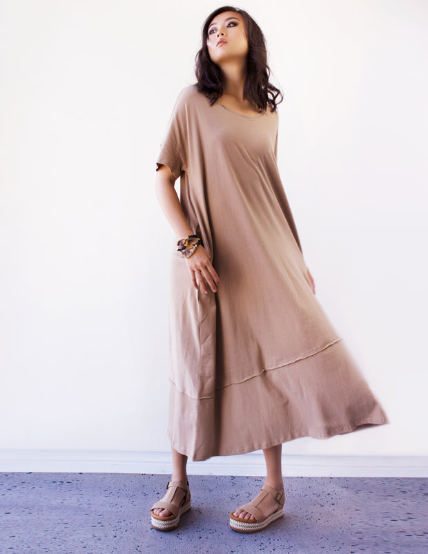 PROCERA DRESS- NUDE