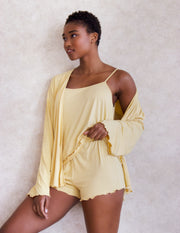 TANSY 3 PIECE SET- LEMON