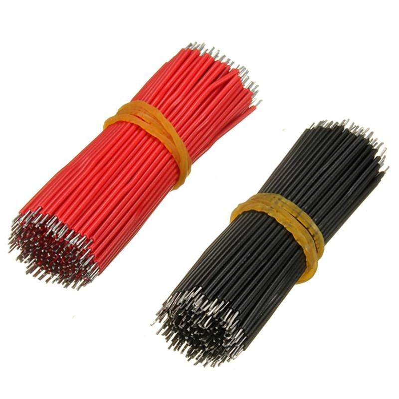 400pcs Motherboard Breadboard Jumper Cable