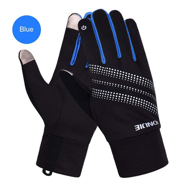 Climbing Running Ski Full Finger Screen Gloves